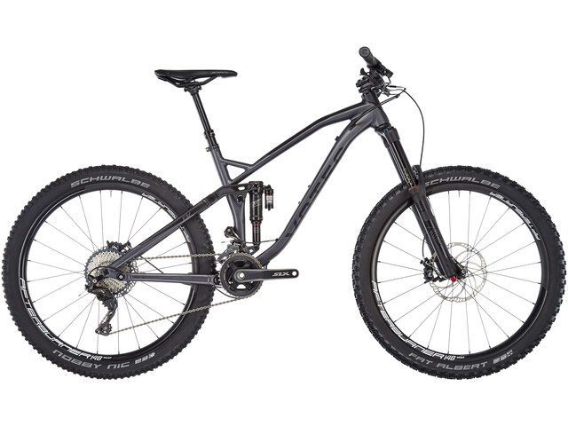 "VOTEC VM Comp - All Mountain Fully 27,5"" - black/grey"